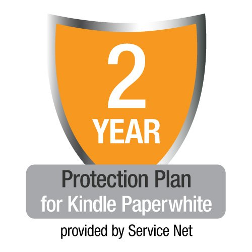 2-Year Protection Plan plus Accident Coverage for Kindle Paperwhite