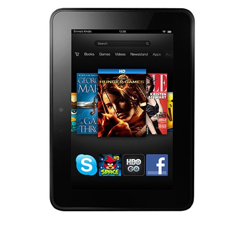 Kindle Fire HD 7 Dolby Audio Dual-Band Wi-Fi 32 GB - Includes Special Offers On Sale
