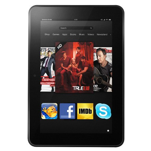 Kindle Fire HD 8.9 Dolby Audio Dual-Band Wi-Fi 16 GB